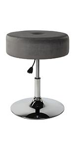 bath vanity tall stool