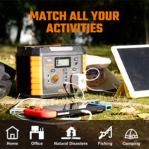 cpap batteries for camping