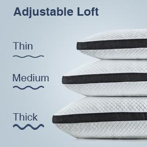 Adjustable Loft