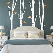 Fymural Tree Wall Sticker Decor