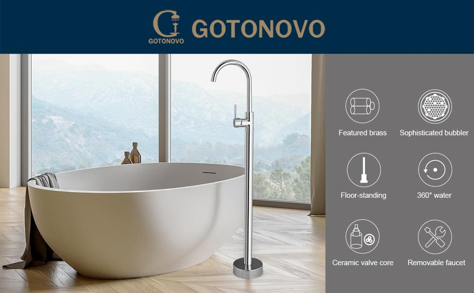gotonovo shower system