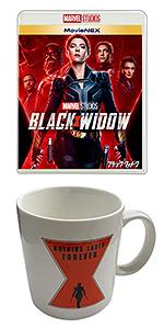 【Amazon.co.jp限定】ブラック・ウィドウ MovieNEX(特典:オリジナル・マグカップ付き)