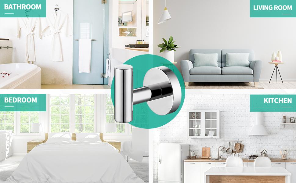 suitable for Bathroom,Kitchen,Bedroom,Living room