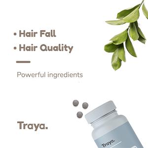 SPN-BNB85C Traya Hair loss Tablets