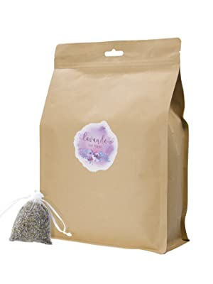 Dried Lavender Buds Sachets Flowers