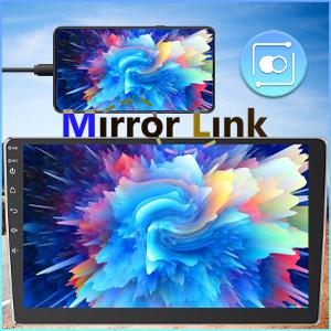 mirror link car radio autoradio