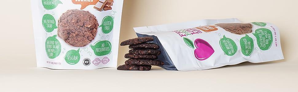 Healthy clean cookies