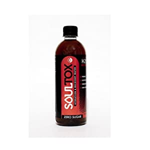 Detox amp;amp; Recovery Water - Strawberry Pomegranate