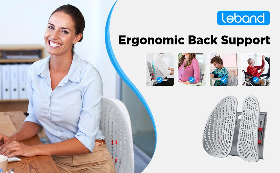 LEBAND Ergonomics Back support