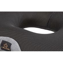Close up centre cut out LillyZen Donut Seat Cushion