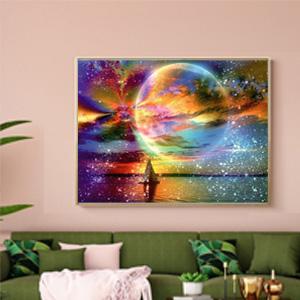 Diamond Painting Starry  Sky