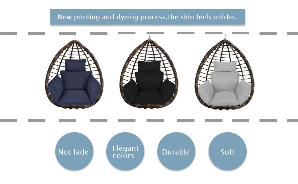 egg chair cushions