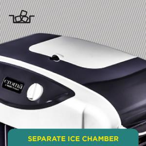 Separate Ice Chamber