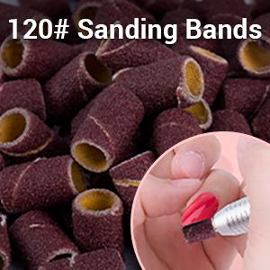 sanding bands