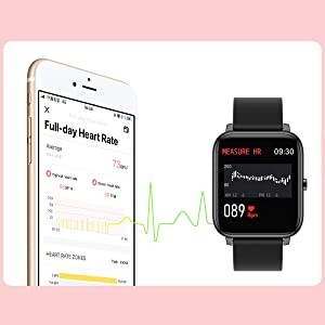 Heart rate detection