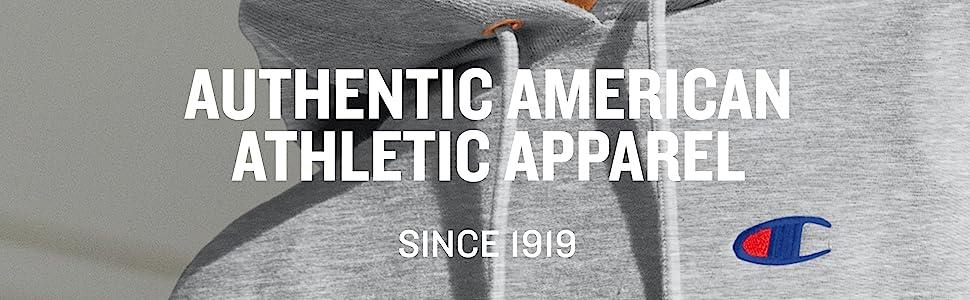 Authentic American Athletic Apparel