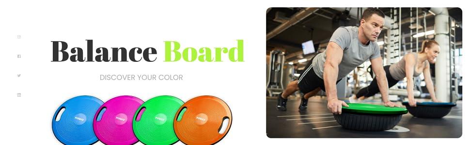 PowrX_Balance Board