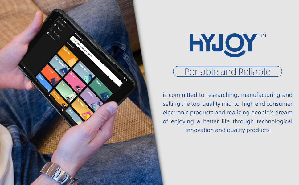 Tablet 8 inch from Hyjoy
