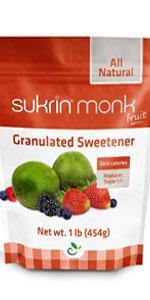 Sukrin Monk Fruit