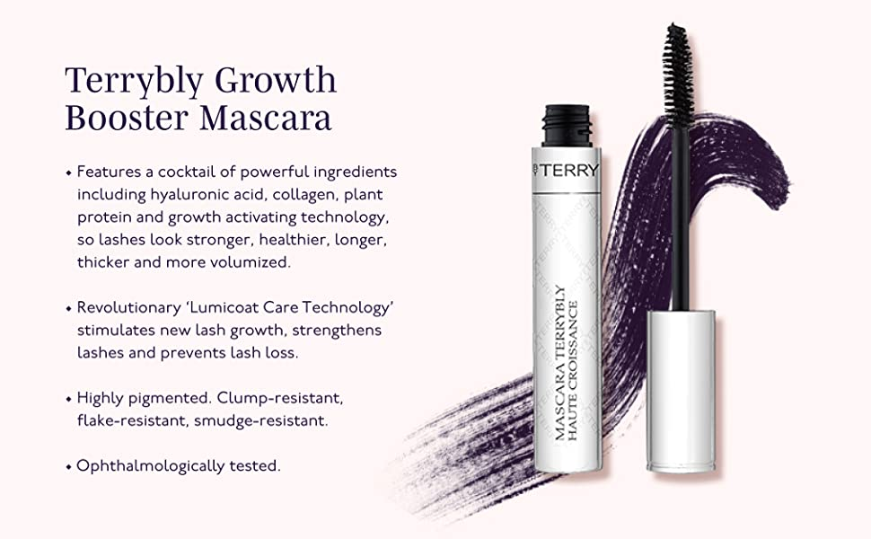 By terry Terrybly Growth Booster Mascara french makeup