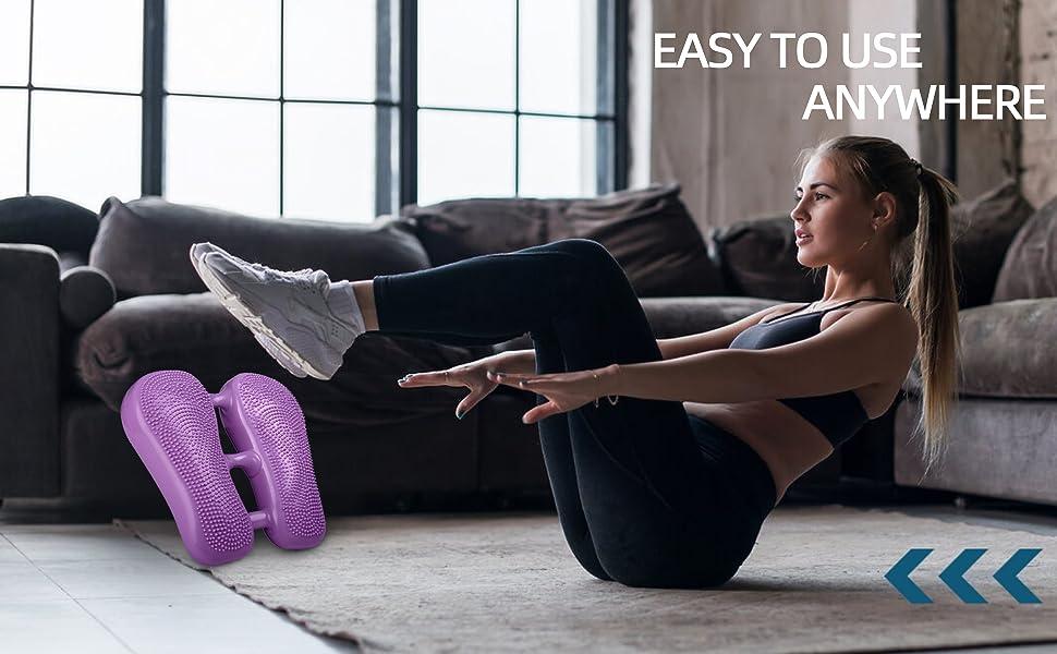 Indoor Inflatable Stepper