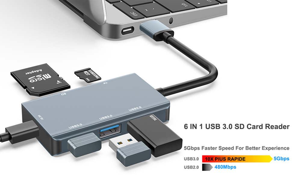 USB HUB 2.0