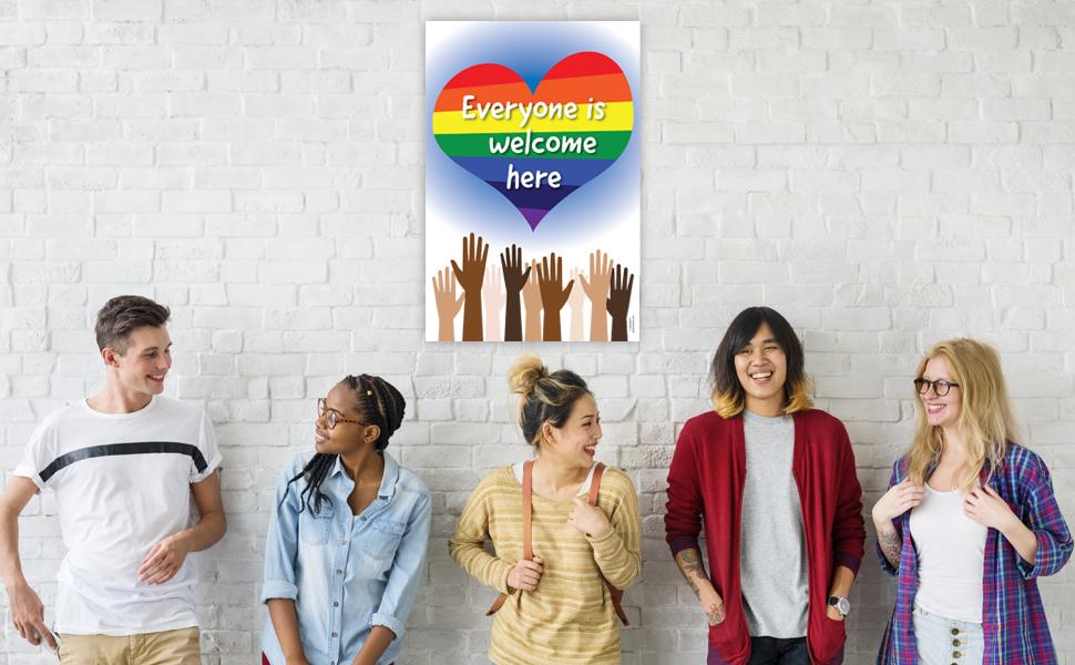 Diversity Sign