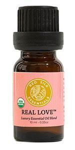 organic real love essential oil blend