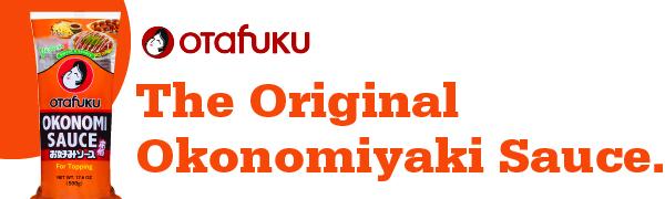 Otafuku Logo Okonomiyaki Sauce