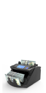 Money Counter with Value Count