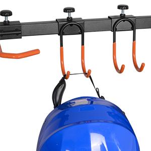 Estante Organizador de Garaje,Estante herramientas de Garaje,Soportes de Almacenamiento