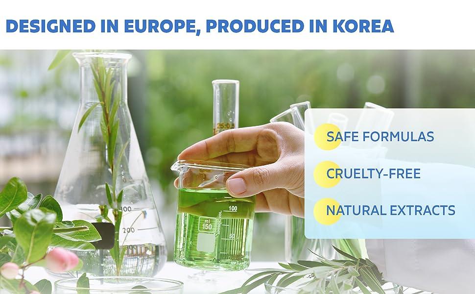 safe formulas cruelty free