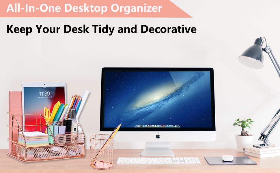 Desk Organizers and Accessories