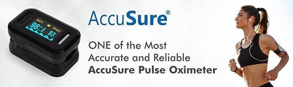 AccuSure YK81C pulse oximeter