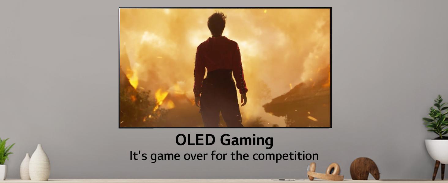 OLED Gaming