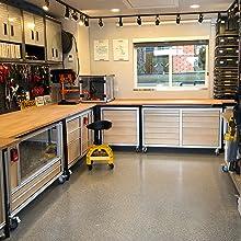 Custom Garage System