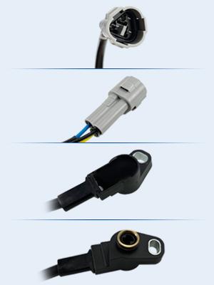 TPS Throttle Position Sensor Connector Sensor de posición del acelerador