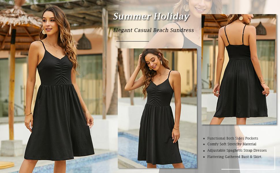casual dress for women dresses for party black sundress sundress summer dresses for juniors backless