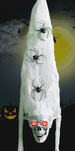 Halloween hanging decoration scary ghost decoration
