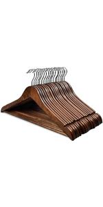 Wooden Hangers for Adult