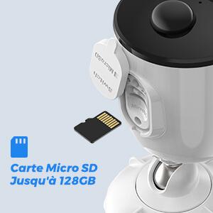 argus 3 pro + panneau solaire carte micro SD