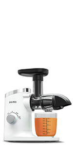 Aeitto slow juicer-white