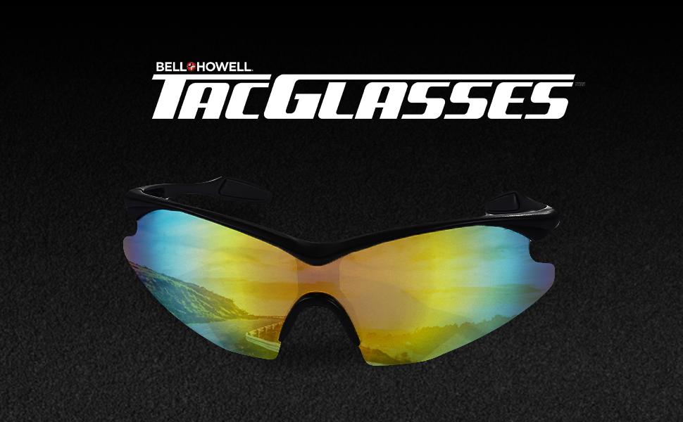 Taclight sunglasses banner header