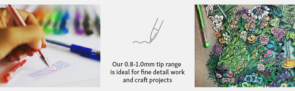 Ideal for fine detail work