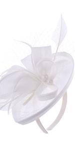 Fascinators Hats for Women Kentucky Derby Hats Tea Party Headwear