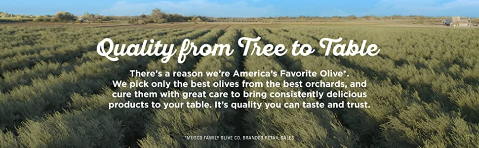 Quality from Tree to Table
