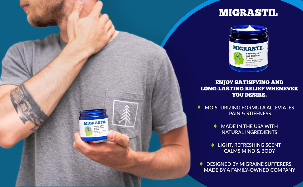 Fast Acting Migraine Relief