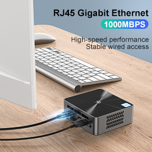 RJ45 Gigabit Ethernet