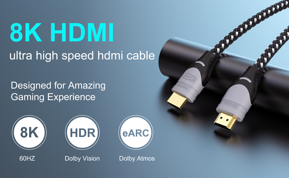 ultra high speed hdmi cable