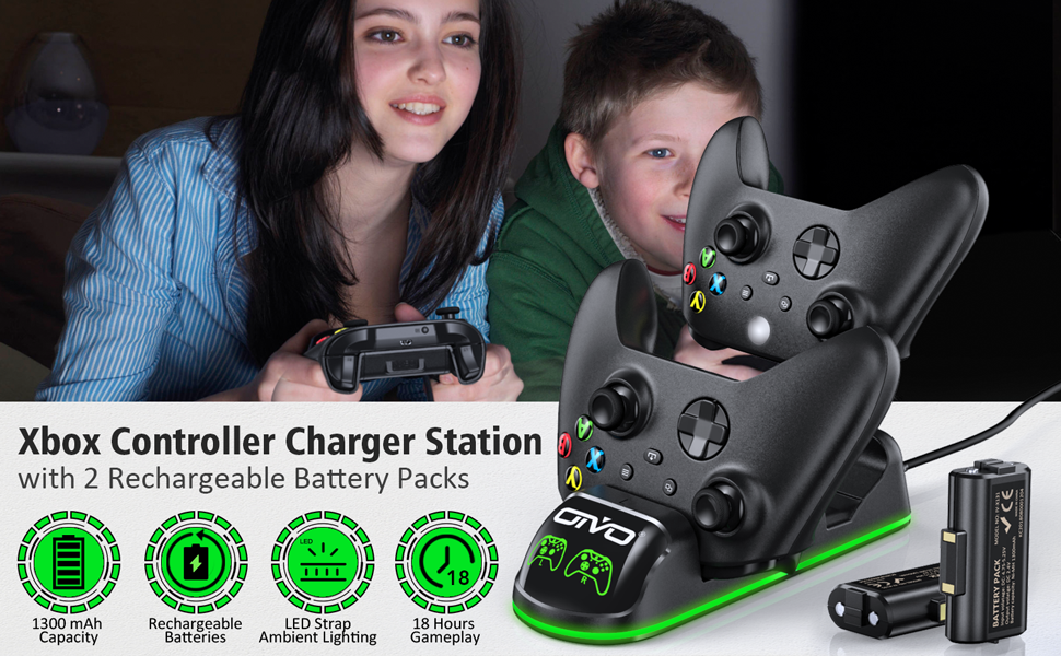 xbox controller charger